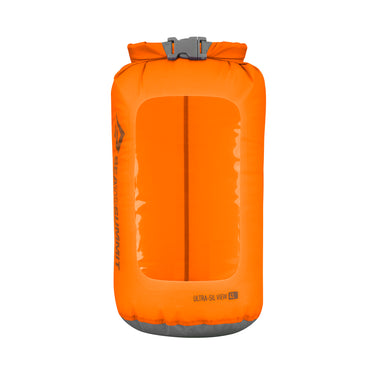 Ultra-Sil View Waterproof Dry Bag _ 4 liter _ orange