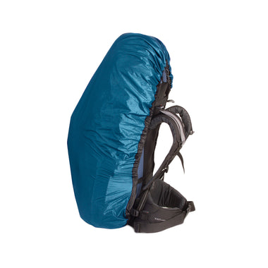 Ultra Sil _ Lightweight Waterproof Backpack Cover _ pacific blue