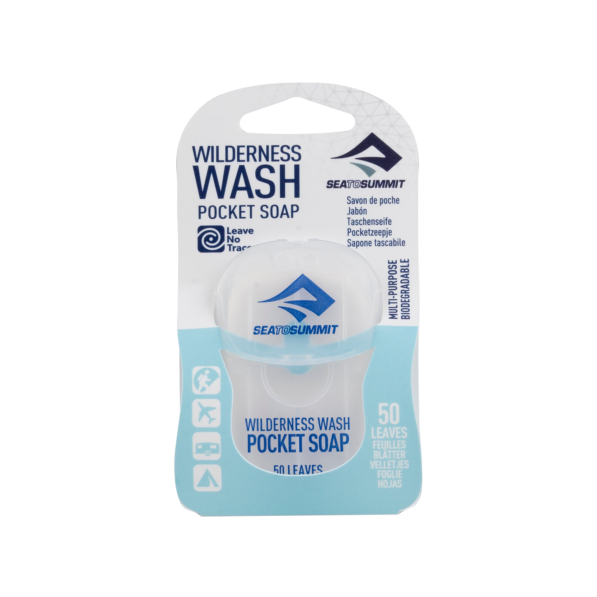Wilderness Wash __ pocket _ non liquid