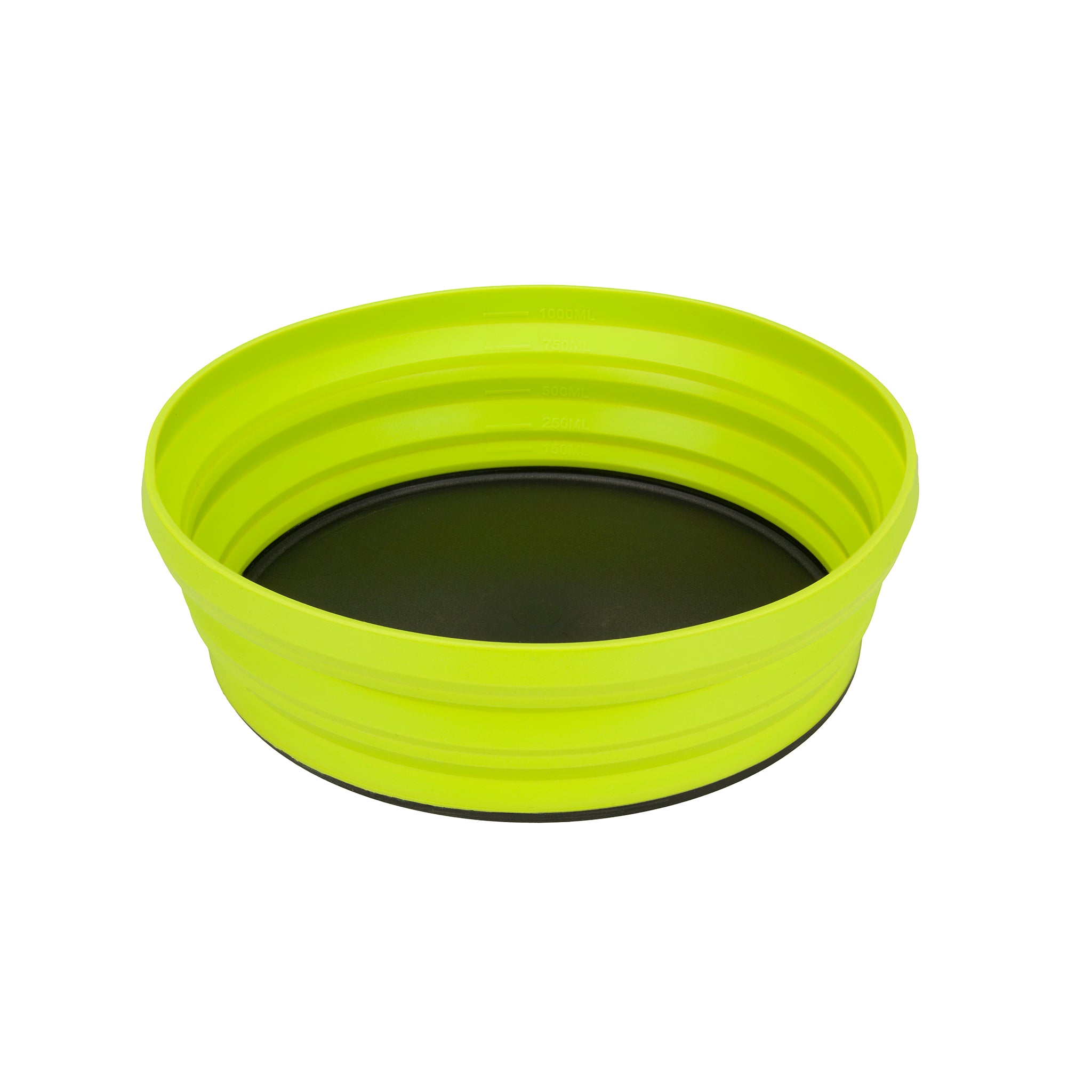 XL Bowl _ Lime Green _ backpacking