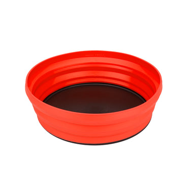 Collapsible _ XL Bowl _ red