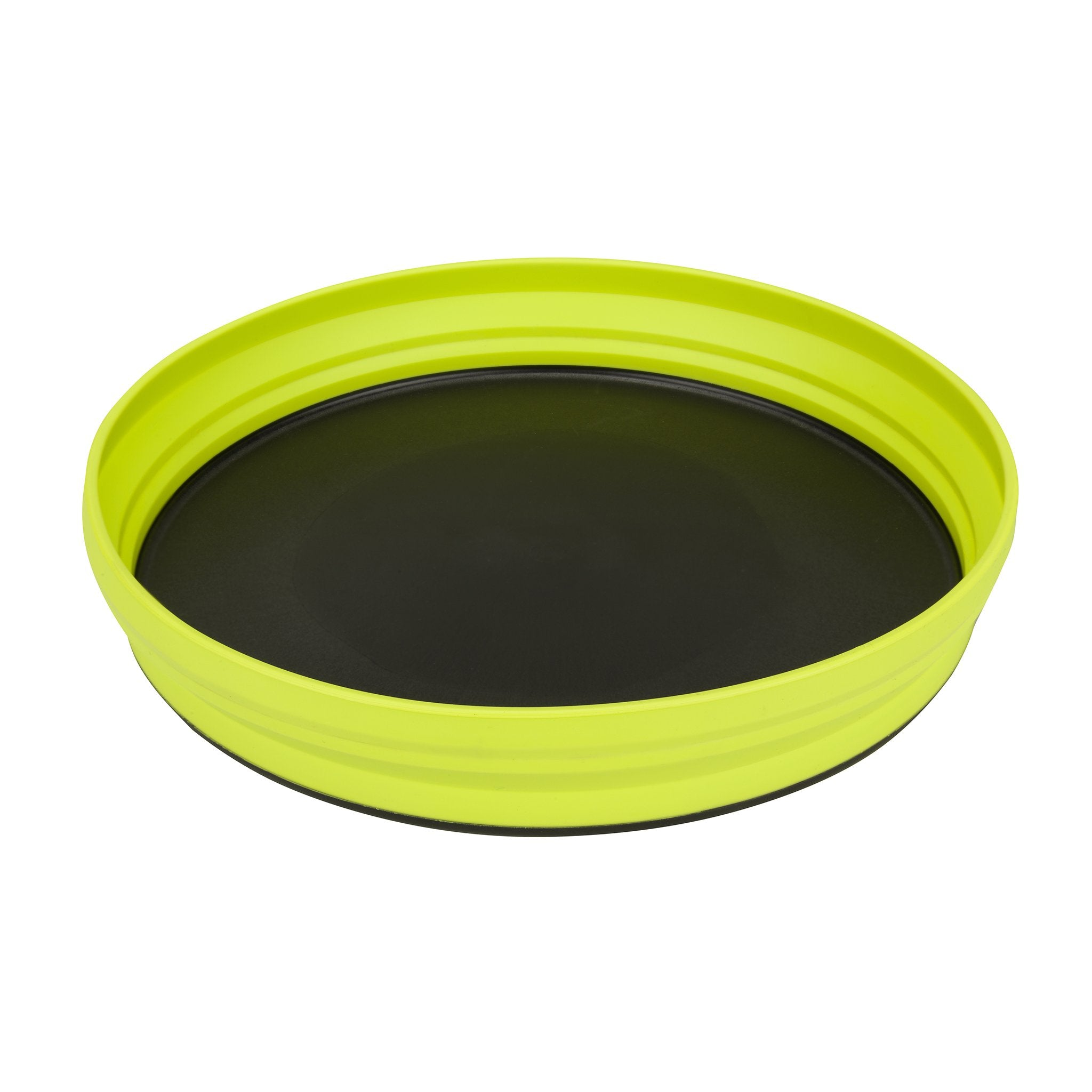 X Plate _ Lime Green _ backpacking