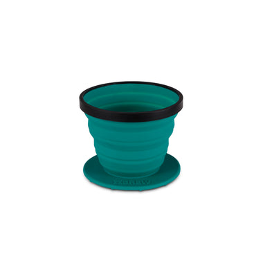 X Brew Coffee Dripper _ Pacific Blue _ backpacking