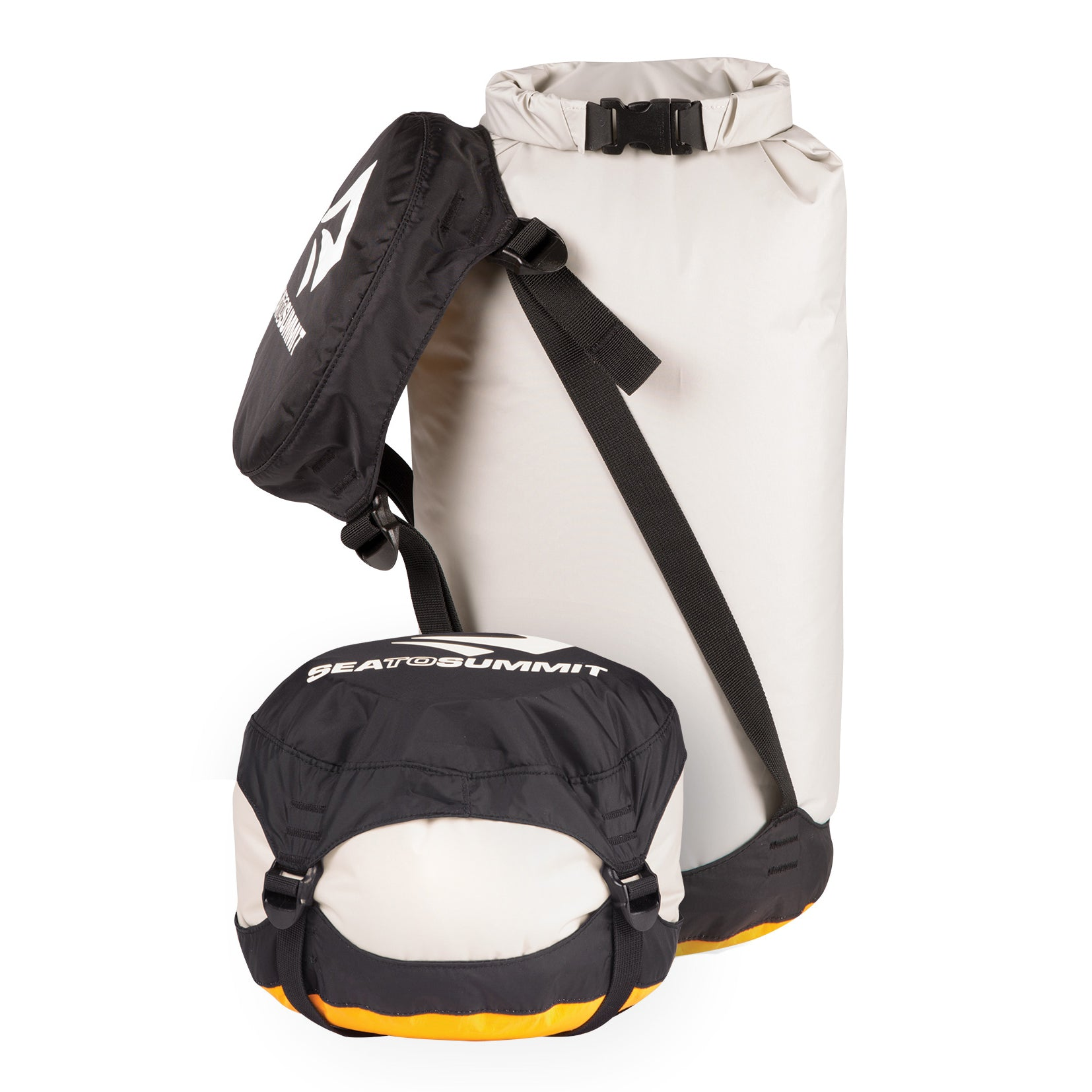 eVent Compression Dry Bag _ sleeping bag compression sack _ 14 liter