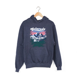 Colorful Colorado Hoodie