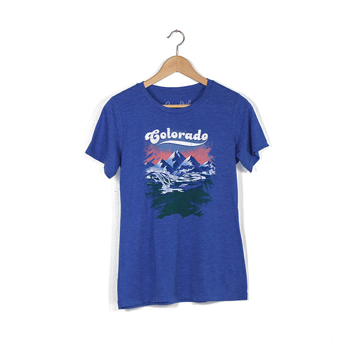 Colorful Colorado - Women's Tee
