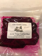 Liver Time Catfish Bait