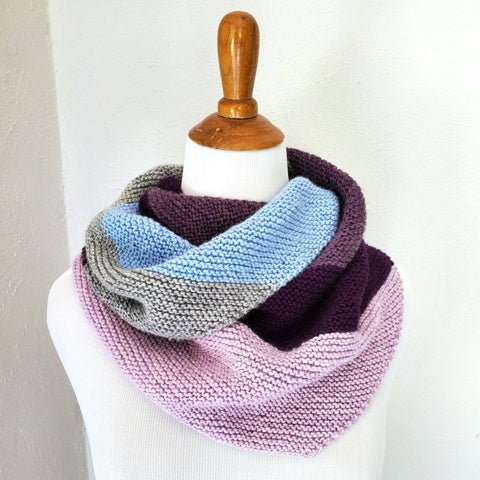 Very Pink Tutorial - Mother Earth Wrap