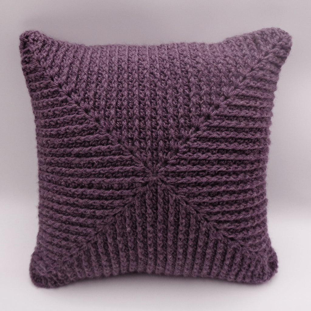 Quiet Evening Pillow  - Designed by Karen McKenna