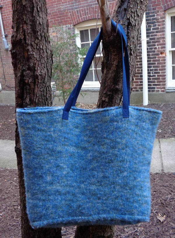 Wide Load Tote Designed - by Laura L'Esperance