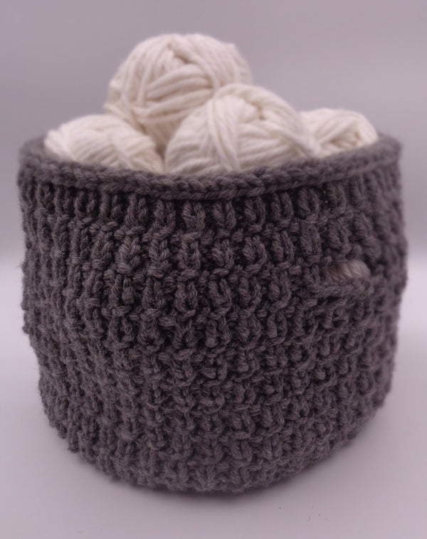 Broken Rib Basket Kit Designed by Beth Aidala