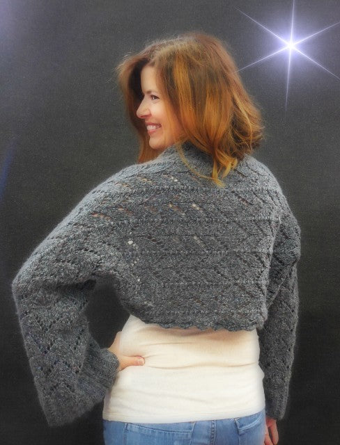 Theatre Shrug - Designed by Jan Bellhorn
