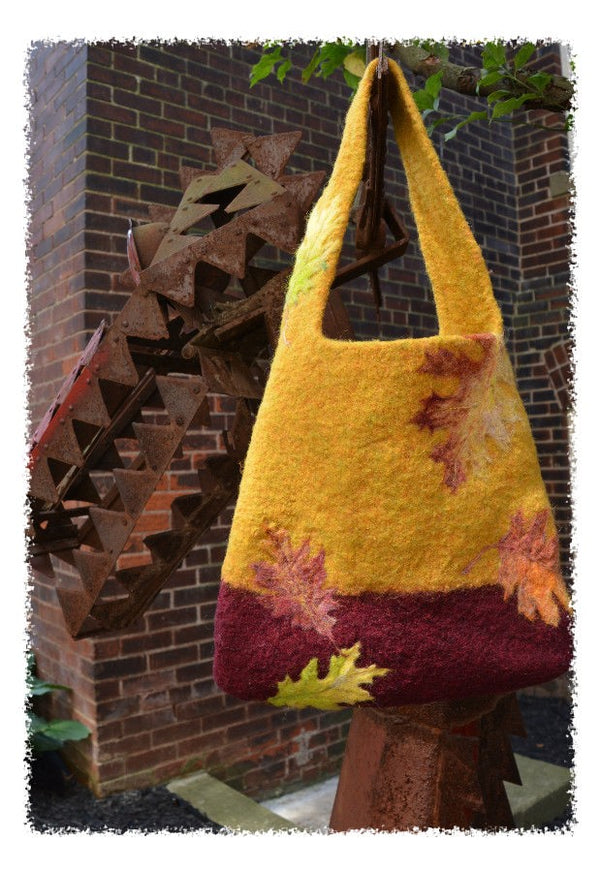 Colors of the Wind Bag - Designed by Jan Bellhorn