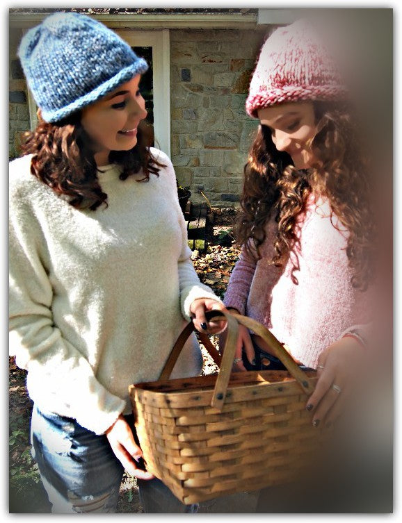 Easy Bear Creek Hat  - Designed by Clara Masessa
