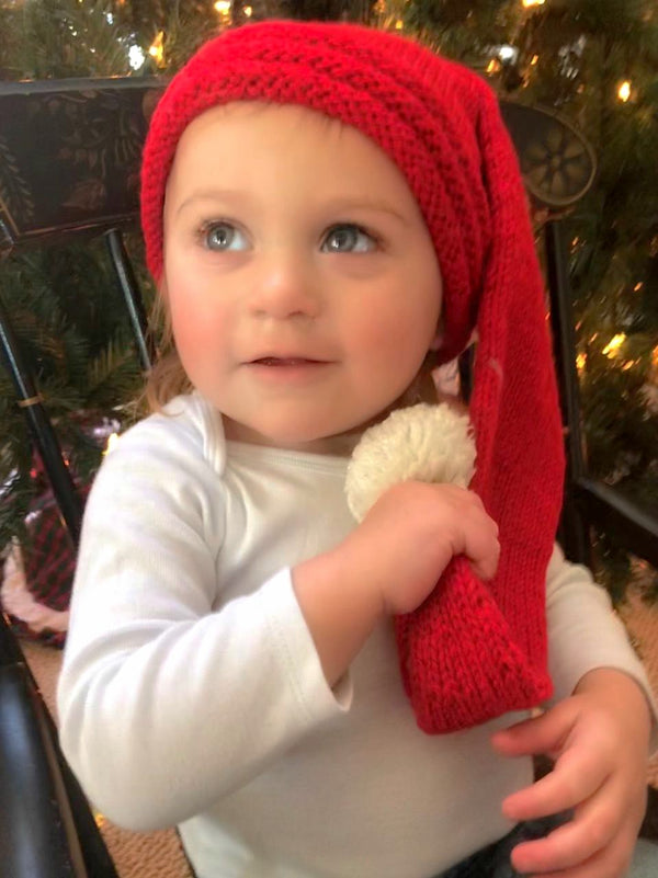 Baby Stocking Cap - Designed by Laura L'Esperance