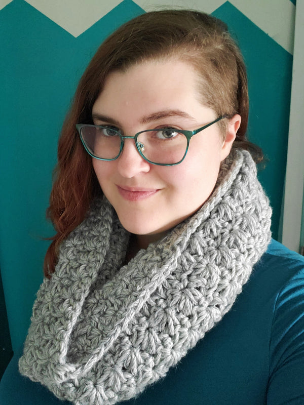 Starlight Cowl - Designed by Rose Tussing