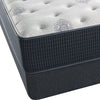 Simmons Beautyrest Silver™ Courtyard Blue Plush