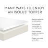 "2"" Latex Foam Mattress Topper"