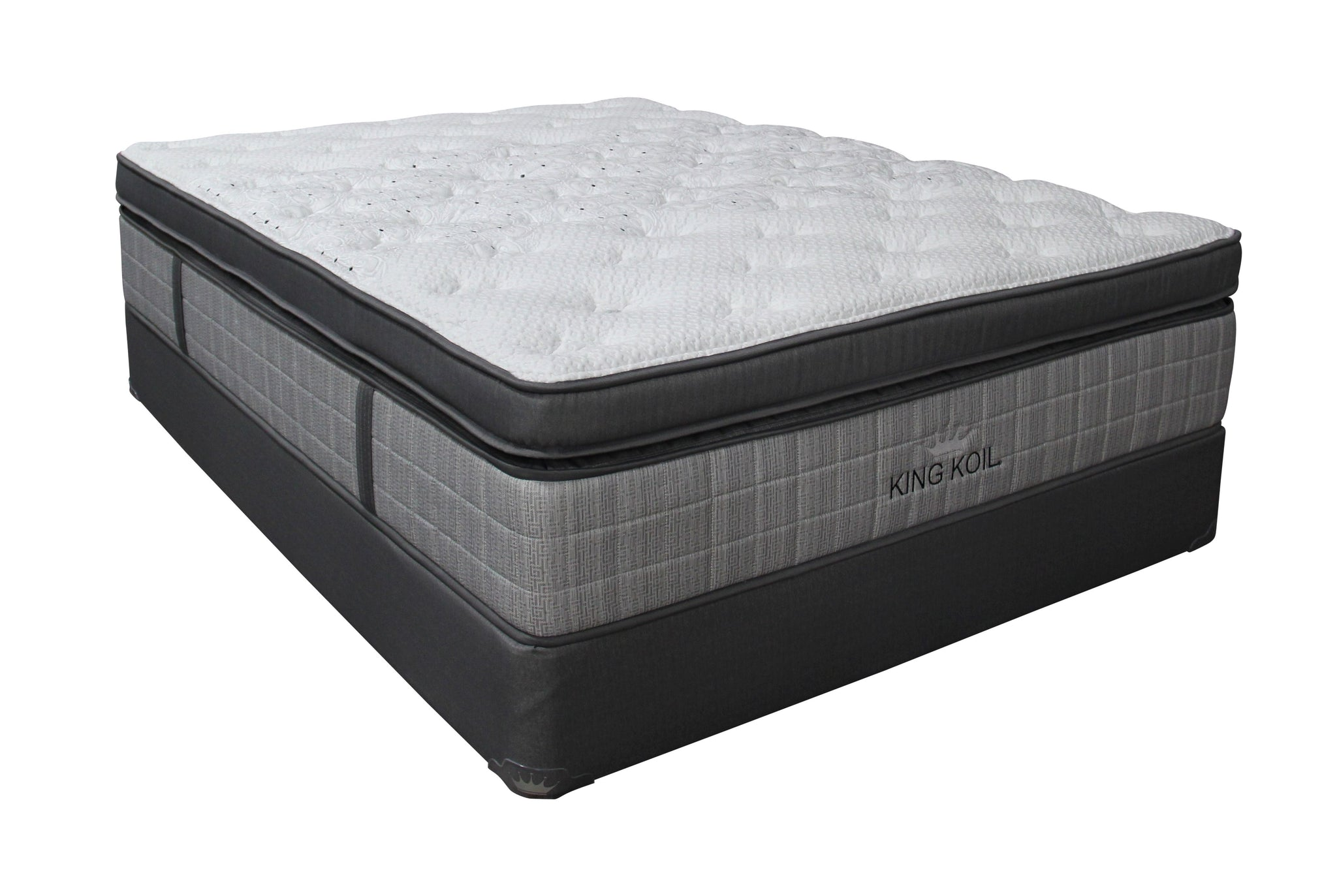 pillow pcok air topper co top pillowtop springair eurotop mattress mattressonly previous spring cassidy