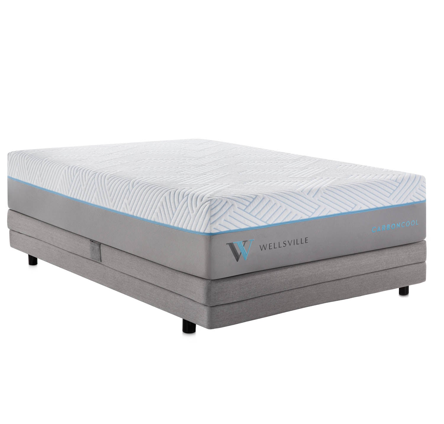 beds comfort adjustable king zenith cool sleep mattress textured motionflex cs next reverie with split bed base product previous