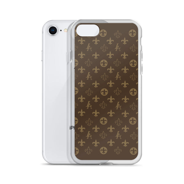 New Orleans Saints Louisiana Elegance iPhone Case