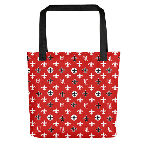 University of Louisiana UL Ragin' Cajuns Louis Tote bag