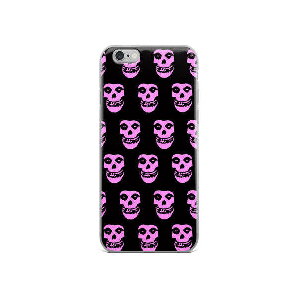 The Misfits Crimson Ghost Skull iPhone Case 5 / 5S / 5SE / 6 / 6S / 7 / 8 / PLUS /