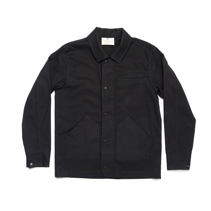 Khamsin Chore Coat - Charcoal