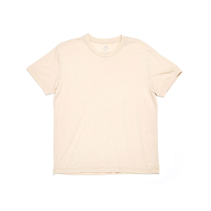 Superfine Merino T-Shirt - Sand