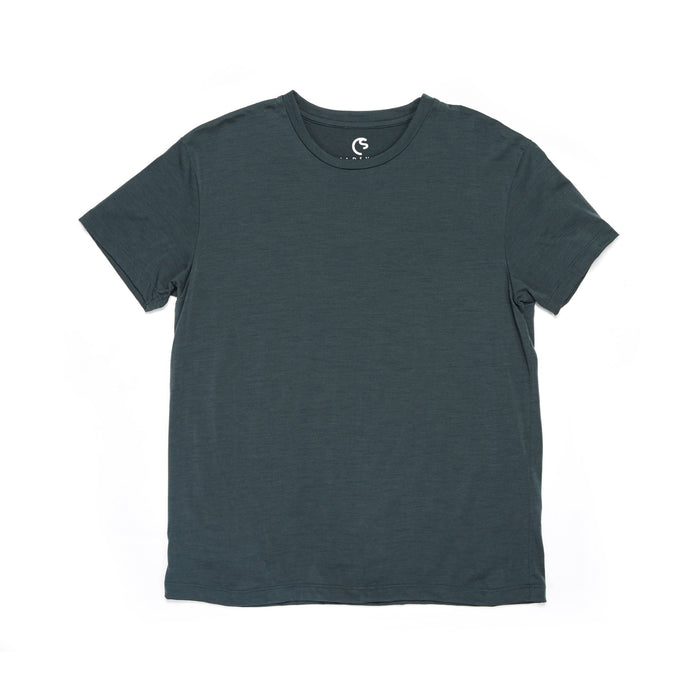 Superfine Merino T-Shirt - Slate