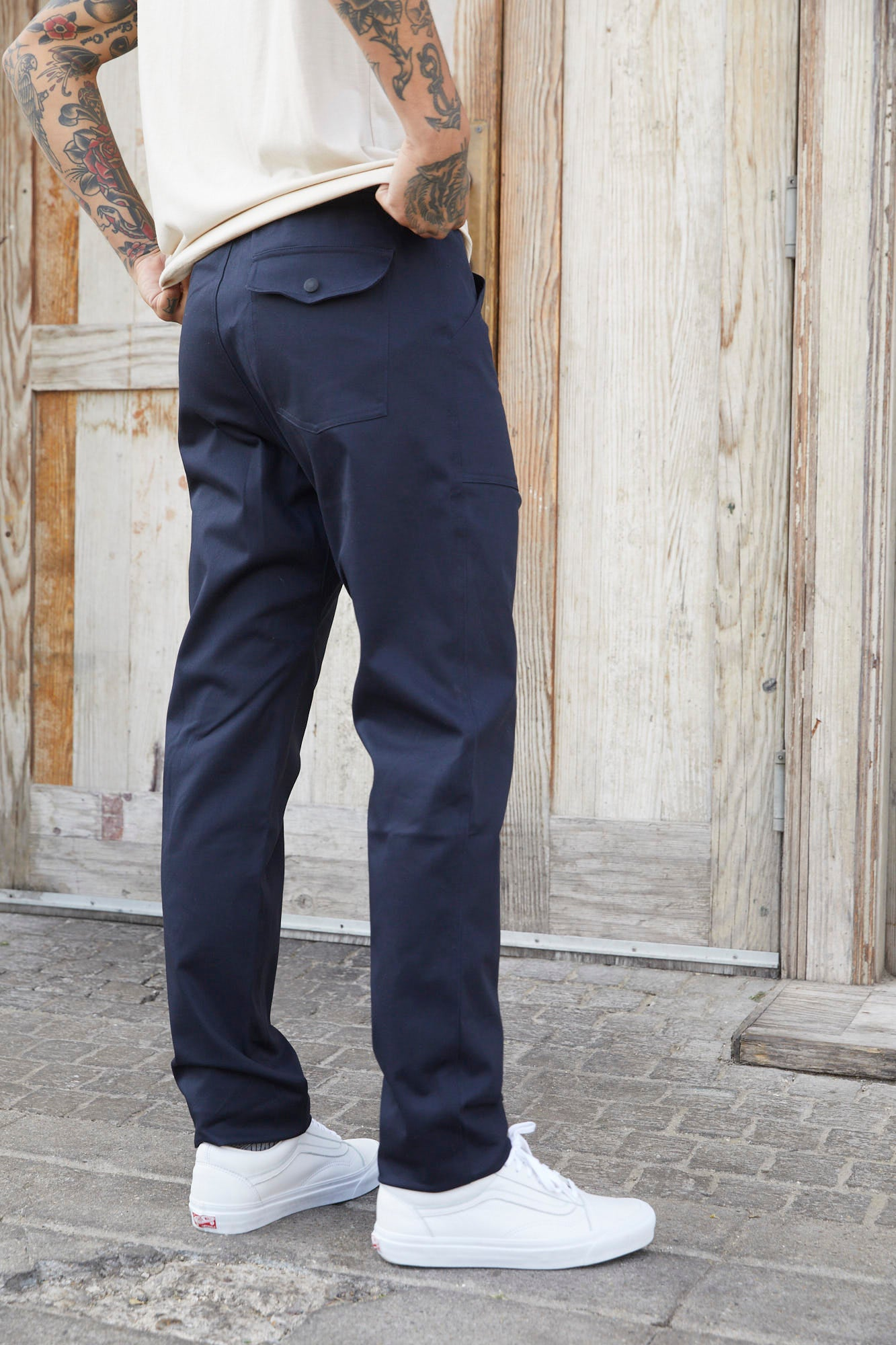 Sirocco Pant - Navy
