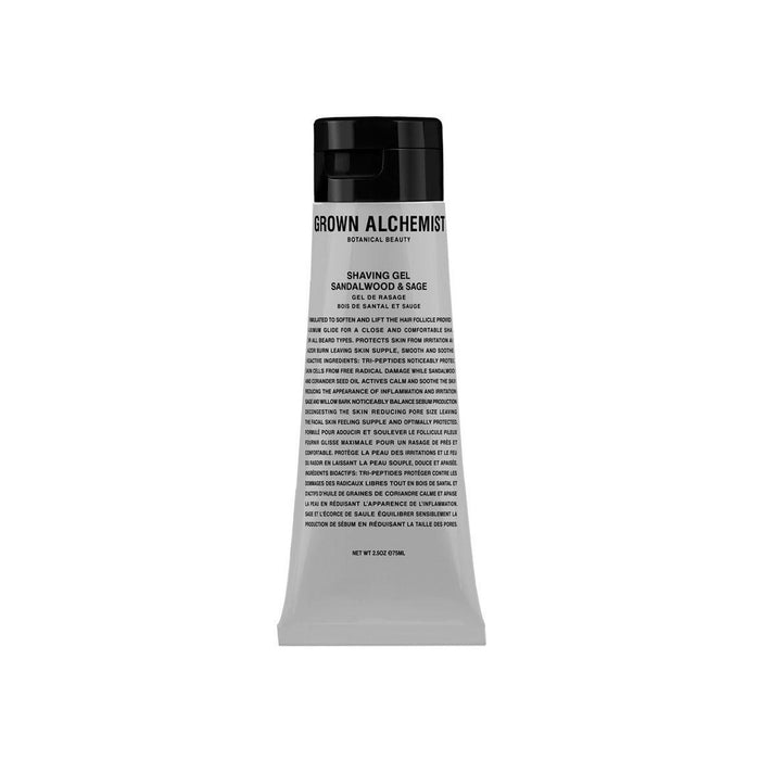 Shaving Gel: Sandalwood & Sage - 75ml
