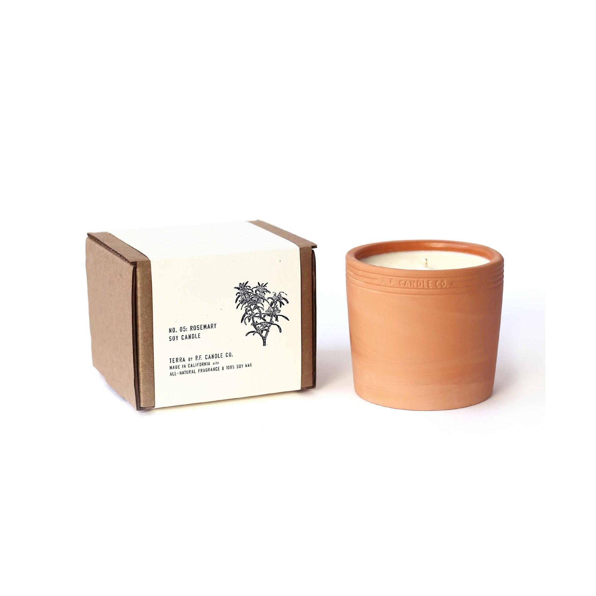 Candle - 17.5 oz Rosemary