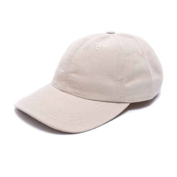 White Corduroy Hat