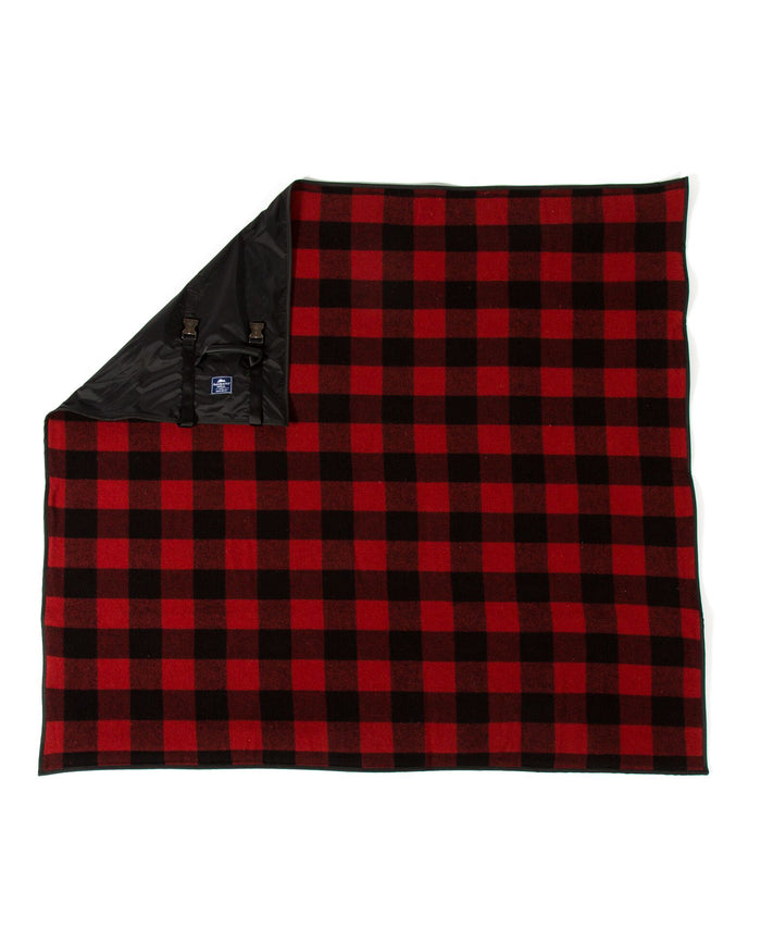 Travel Blanket - Red