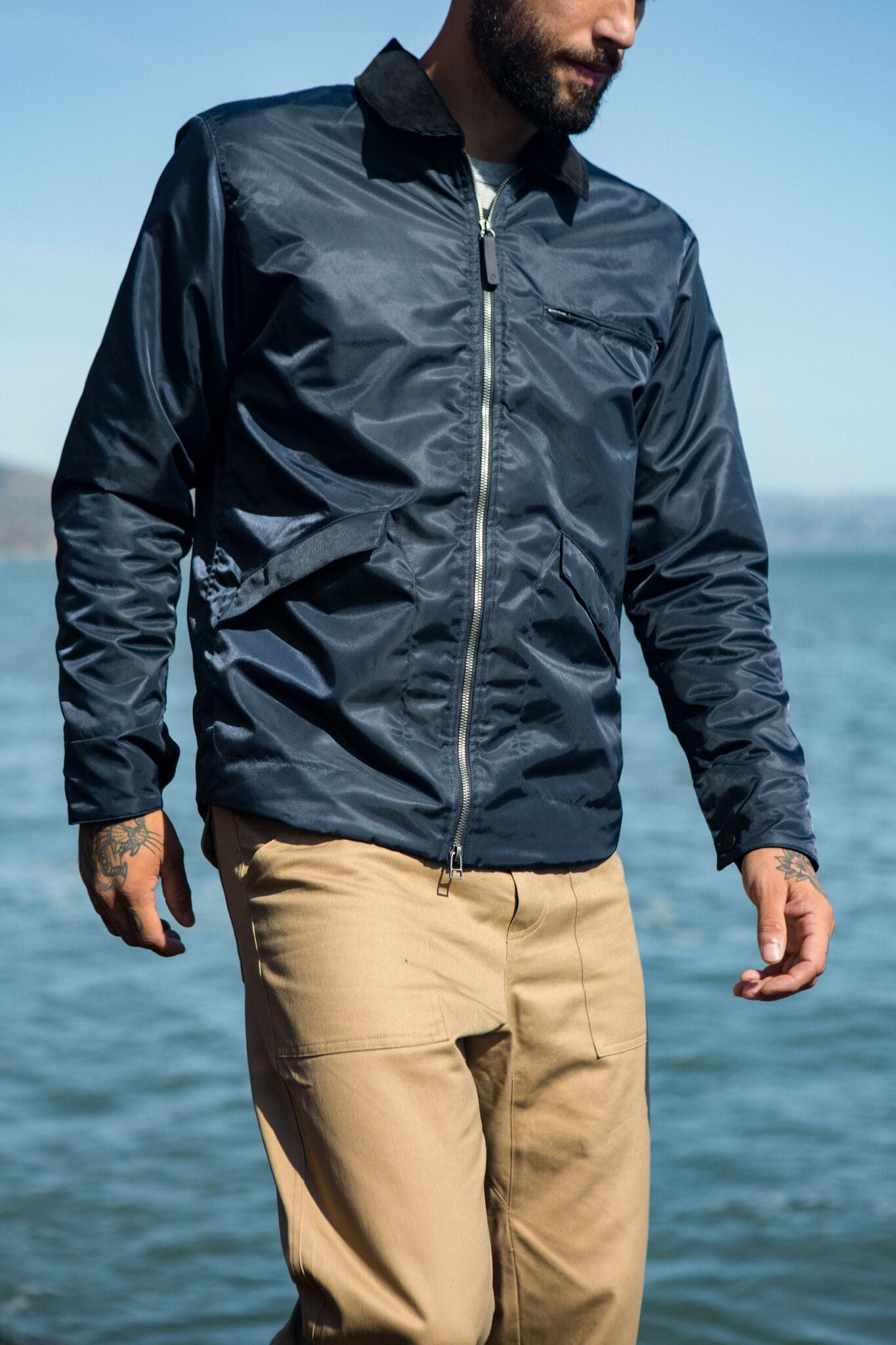 Fort Point Jacket