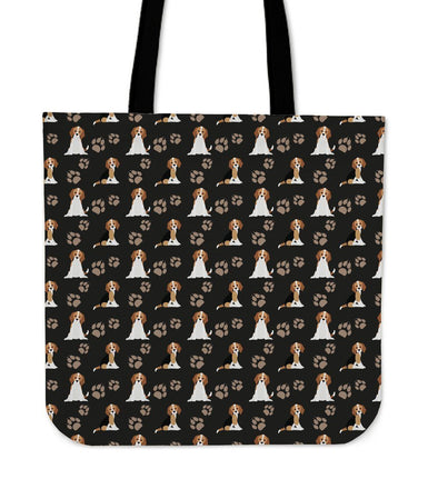 Beagle Cloth Tote Bag - AroMama Essentials