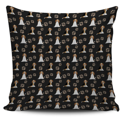 Beagle Throw Pillow Case - AroMama Essentials
