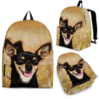 Chihuahua Backpack - AroMama Essentials
