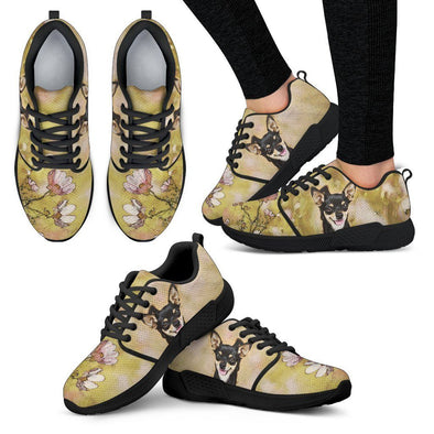 Women's Chihuahua Athletic Sneakers - AroMama Essentials