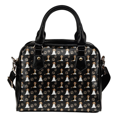 Beagle Shoulder Handbag - AroMama Essentials