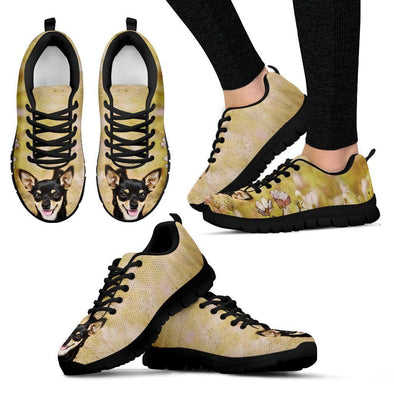 Women's Chihuahua Sneakers - AroMama Essentials