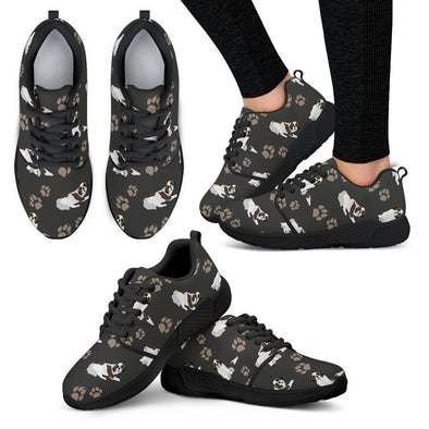 Women's St. Bernard Athletic Sneakers - AroMama Essentials
