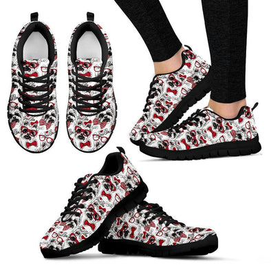Women's Yorkshire Terrier Sneakers - AroMama Essentials