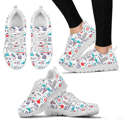 My Amazing Nurse Women's Sneakers