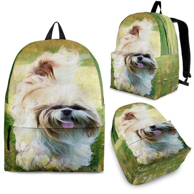 Shih Tzu Backpack - AroMama Essentials