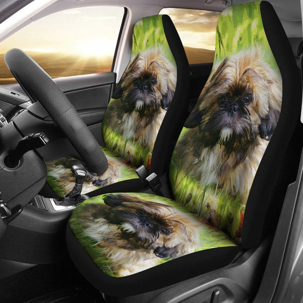 Shih Tzu Lovers Car Seat Cover (Set of 2) - AroMama Essentials