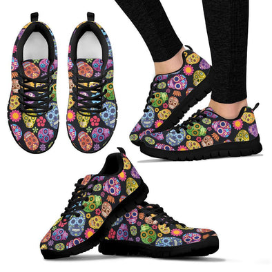 Sugar Skulls Women's Sneakers