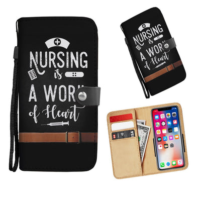 Nurse Wallet Phone Case