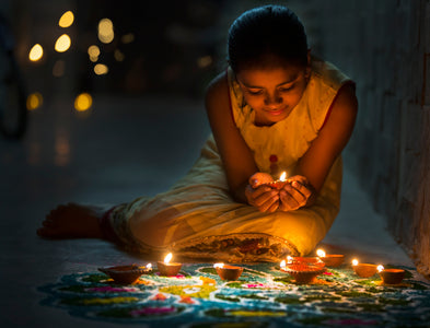 Navratri 2018 - Celebrate your Inner Goddess (and get your daughter excited about Diwali)